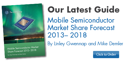 Mobile Semi Mkt Forecast 2013 - 2018