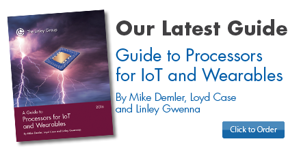 A Guide to Processors for IoT and Wearables, v2