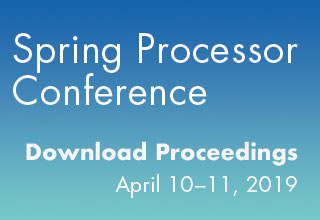 Spring Processor  Conference Proceedings Available