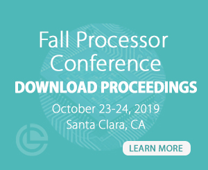 Linley Fall Processor Conference Proceedings Available