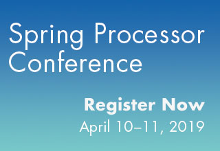 Spring Processor Conference 2019