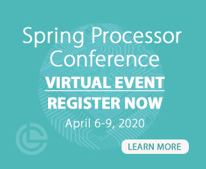 2020 Linley Spring Processor Conference - Register Now