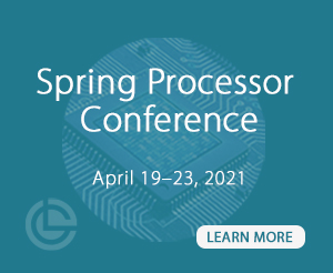 Spring Processor Conference 2021